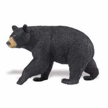Goedkope plastic zwarte beer