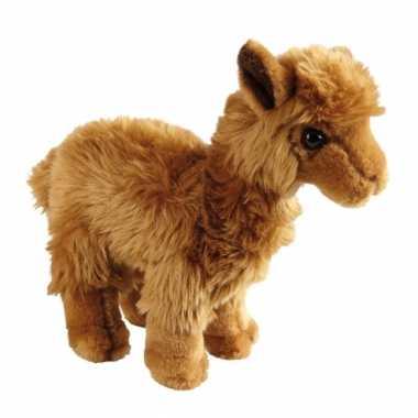 Goedkope pluche alpaca knuffel