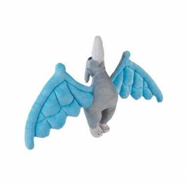 Goedkope pluche dinosaurus knuffel pterosaurus