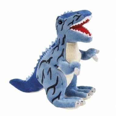 Goedkope pluche dinosaurus knuffel t rex 10096328