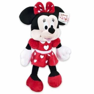 Goedkope pluche disney minnie mouse knuffel