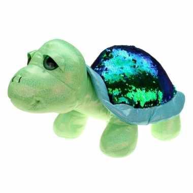 Goedkope pluche glitter schilpad knuffel speelgoed