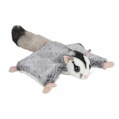 Goedkope pluche grijze vliegende eekhoorns knuffel speelgoed