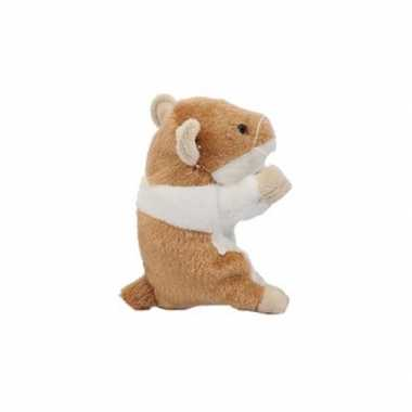 Goedkope pluche hamsters knuffel beige