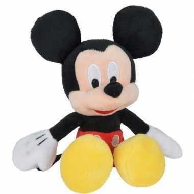 Goedkope pluche mickey mouse knuffel