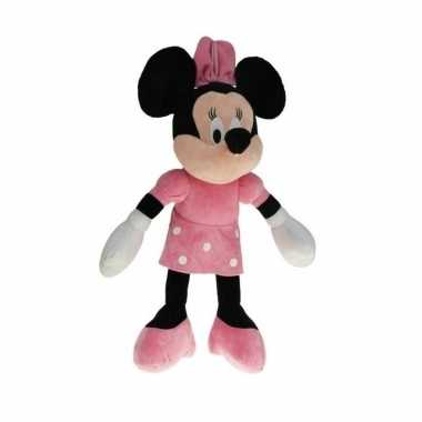 Goedkope pluche minnie mouse knuffel