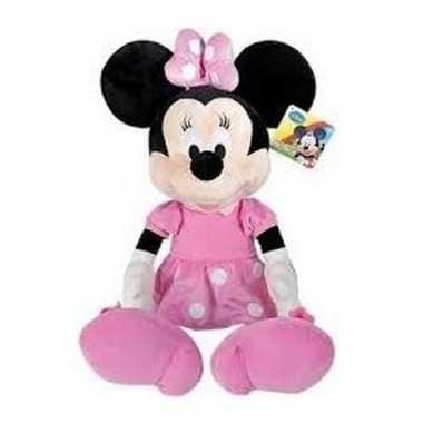 Goedkope pluche minnie mouse knuffel