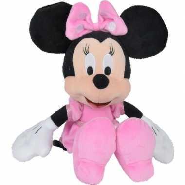 Goedkope pluche minnie mouse knuffel disney speelgoed