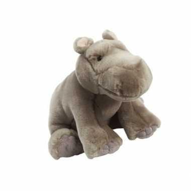 Goedkope pluche nijlpaard knuffelbeestje