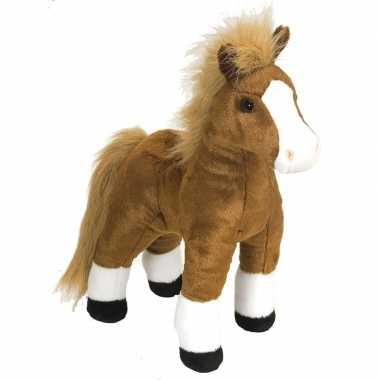 Goedkope pluche paarden knuffel