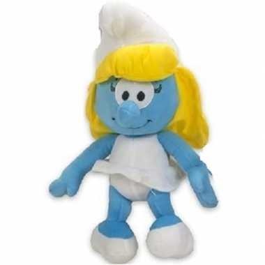 Goedkope pluche smurfin smurfen knuffel pop speelgoed