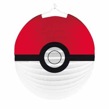 Goedkope pokemon thema lampion poke ball