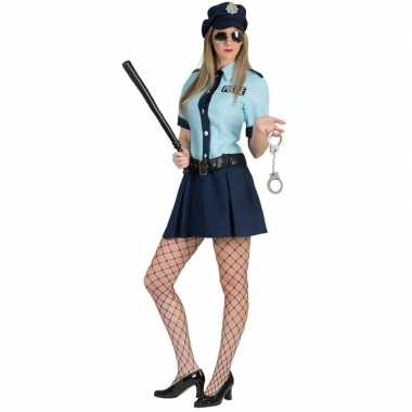Goedkope politie agente jurkje dames