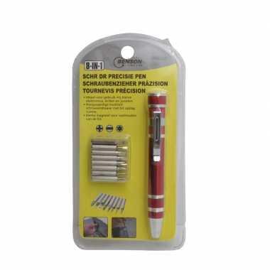 Goedkope precisie pen / schroevendraaier