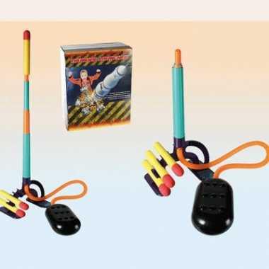 Goedkope raket lanceerder