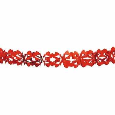 Goedkope rode feest slinger meter