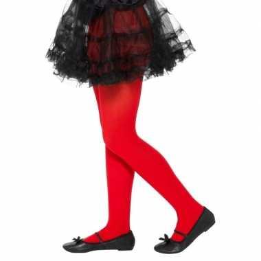 Goedkope rode legging kinderen jaar