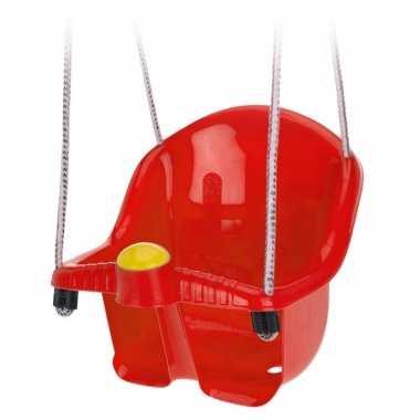 Goedkope rode peuterschommel touw
