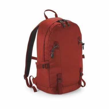 Goedkope rode rugzak/rugtas wandelaars/backpackers liter