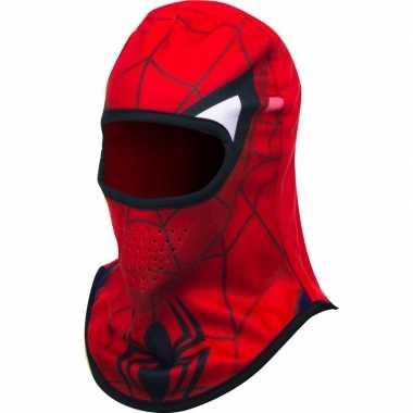 Goedkope rode spiderman bivakmuts jongens