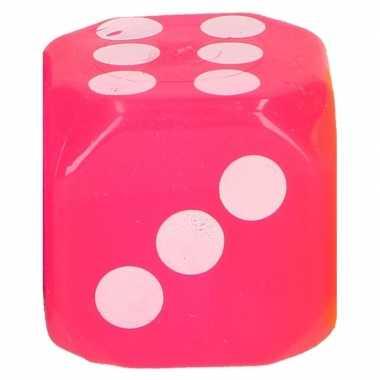 Goedkope roze dobbelsteen led lampjes