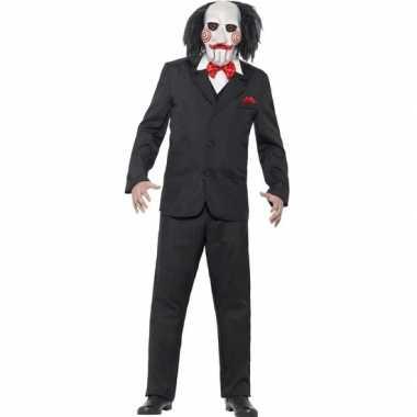 Goedkope saw jigsaw kostuum masker