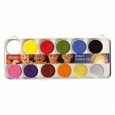 Goedkope schmink set kleuren