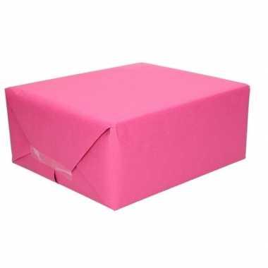 Goedkope schoolboeken kaftpapier fuchsia roze rol