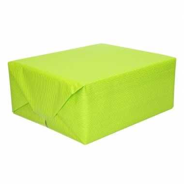 Goedkope schoolboeken kaftpapier lime groen rol