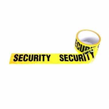 Goedkope security afzetlint/markeerlint meter