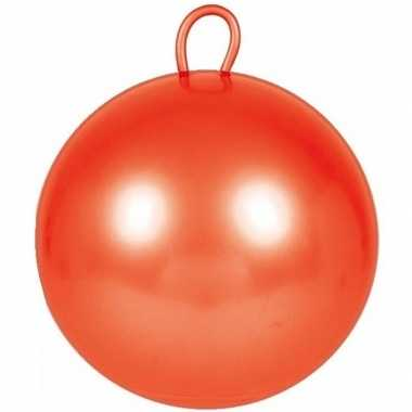 Goedkope skippybal rood kinderen