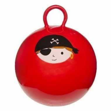 Goedkope skippybal rood piraat jongens