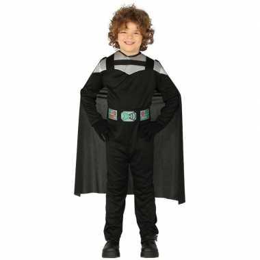 Goedkope space wars ridder verkleed kostuum cape kinderen