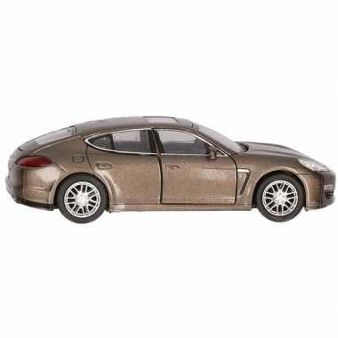 Goedkope speelgoed auto bruine porsche panamera s