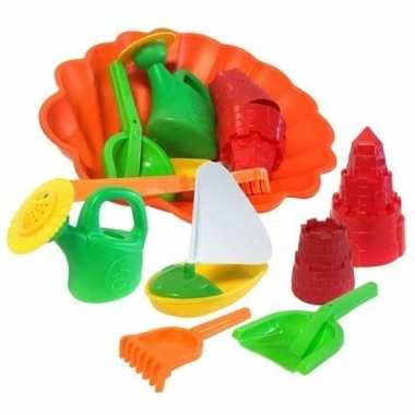Goedkope speelgoed strand set zandvormen