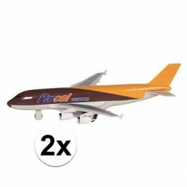 Goedkope speelgoed vracht vliegtuig