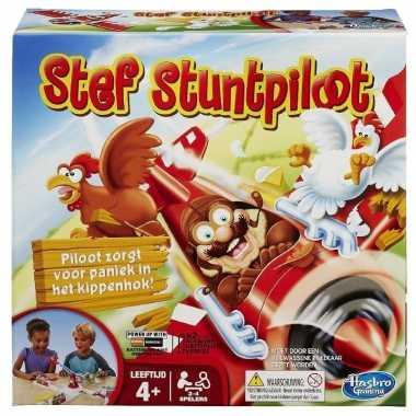 Goedkope stef stuntpiloot gezelschapsspel/familiespel