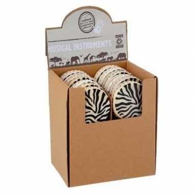 Stoktrommel/damru zebragoedkope
