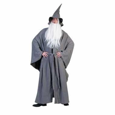 Goedkope tovenaars verkleed kostuum volwassenen