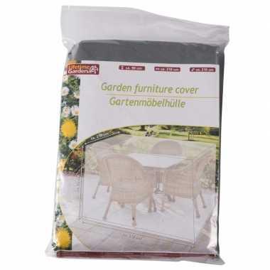 Goedkope tuinmeubelhoes lifetime garden grijs