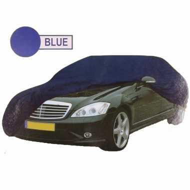 Goedkope universele auto beschermhoes xl blauw