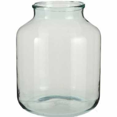 Goedkope vaas vienne transparant glas