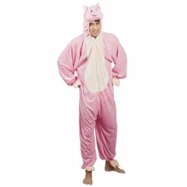 b3aca546eb2 Goedkope varken dieren kostuum heren