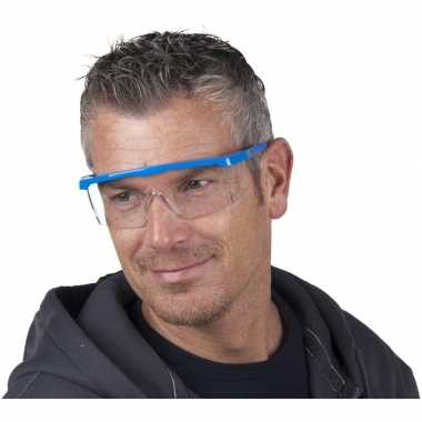 Goedkope veiligheidsbril/vuurwerkbril volwassenen