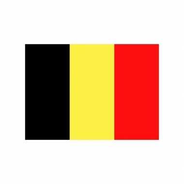 Goedkope vlag belgie stickers