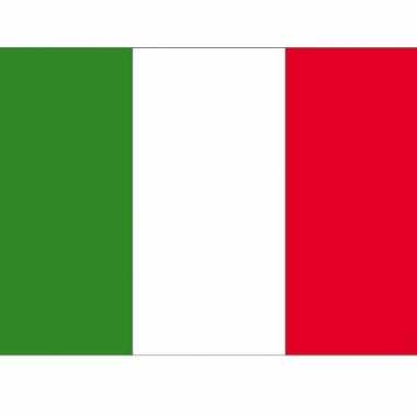 Goedkope vlag italie stickers