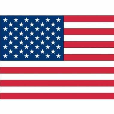 Goedkope vlag usa stickers