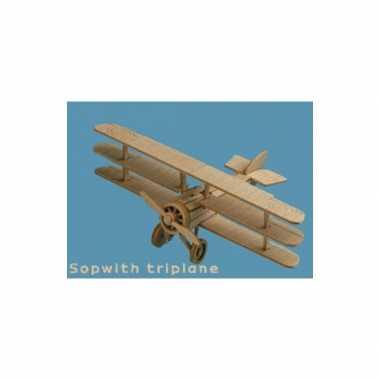 Goedkope vliegtuig bouwpakket sopwith