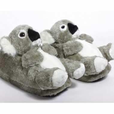 Goedkope volwassenen dieren sloffen koala