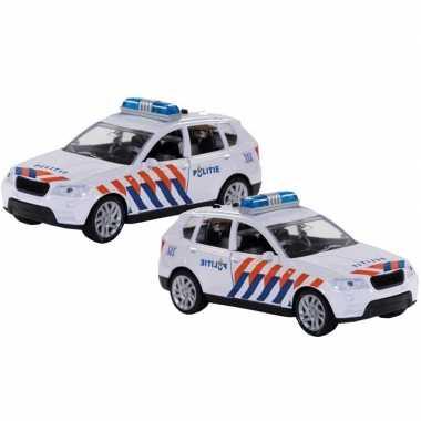 Goedkope voordeelset stuks politie auto licht geluid